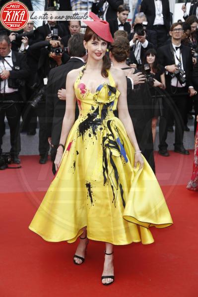 Frederique Bel - Cannes - 10-05-2018 - Cannes 2018, Amber Heard illumina la premiere di Sorry Angel