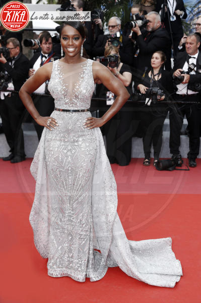 Aja Naomi King - Cannes - 10-05-2018 - Cannes 2018, Amber Heard illumina la premiere di Sorry Angel