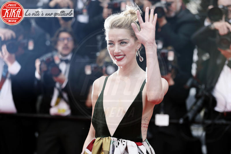 Amber Heard - Cannes - 10-05-2018 - Cannes 2018, il festival delle trasparenze proibite