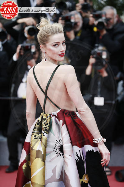 Amber Heard - Cannes - 10-05-2018 - Cannes 2018, Amber Heard illumina la premiere di Sorry Angel