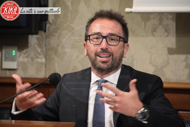 Alfonso Bonafede - Roma - 11-05-2018 - Il Movimento 5 Stelle presenta a Roma lo Scudo della Rete