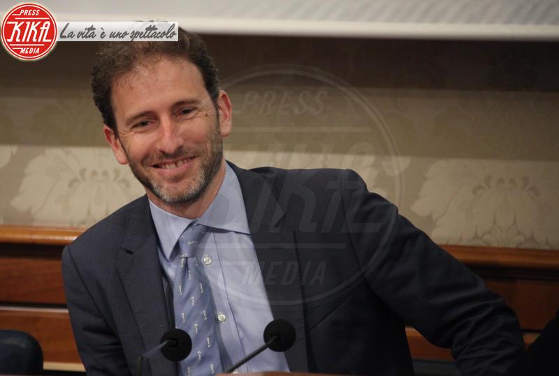 Davide Casaleggio - Roma - 11-05-2018 - Il Movimento 5 Stelle presenta a Roma lo Scudo della Rete