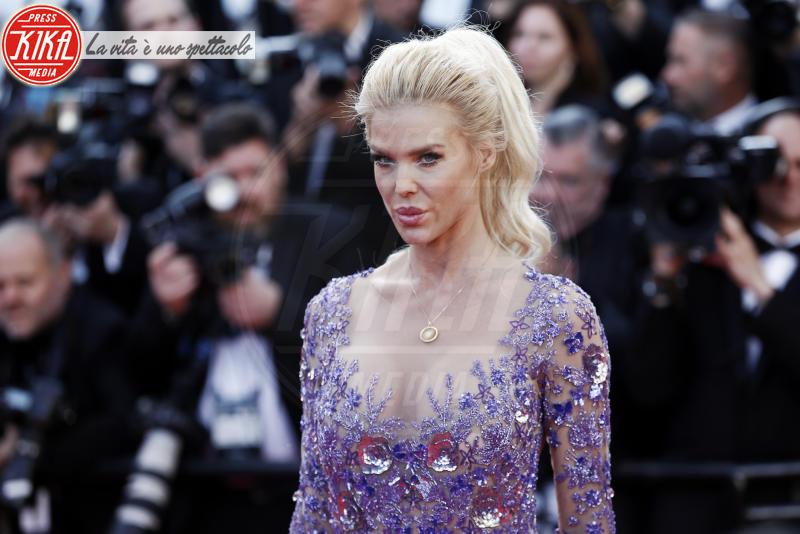 Victoria Silvstedt - Cannes - 11-05-2018 - Cannes 2018, il festival delle trasparenze proibite