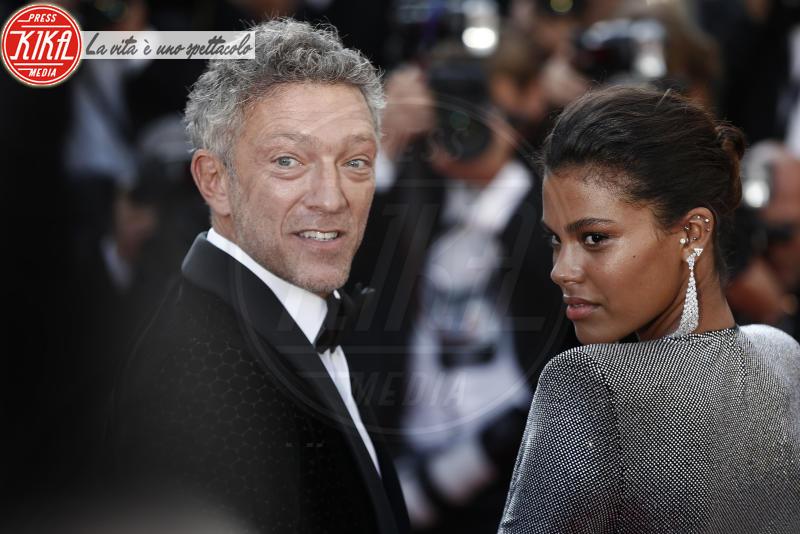 Tina Kunakey, Vincent Cassel - Cannes - 12-05-2018 - Bye bye 2018: i 14 matrimoni piu' belli dell'anno