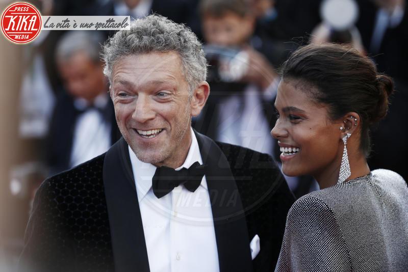 Tina Kunakey, Vincent Cassel - Cannes - 12-05-2018 - Kunakey-Cassel: 30 anni di differenza e non sentirli
