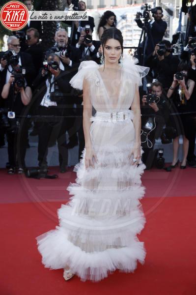Kendall Jenner - Cannes - 12-05-2018 - Cannes 2018, il festival delle trasparenze proibite