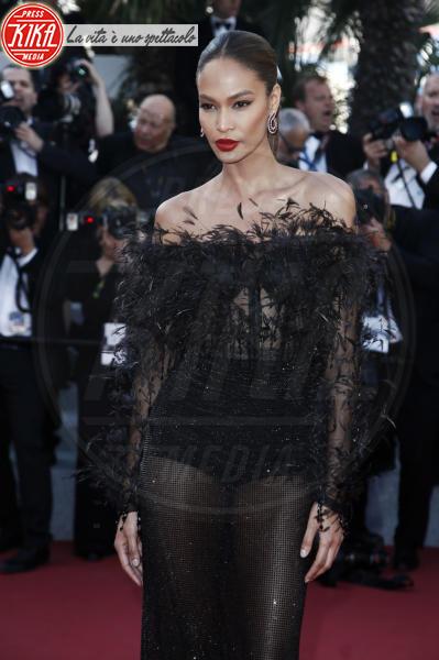 Joan Smalls - Cannes - 12-05-2018 - Cannes 2018, il festival delle trasparenze proibite
