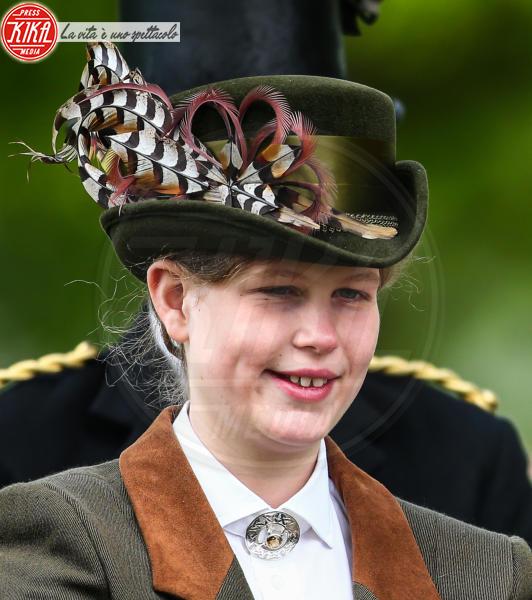 Lady Louise Windsor - Windsor - 13-05-2018 - Principesse adolescenti sui troni d'Europa: le riconoscete?