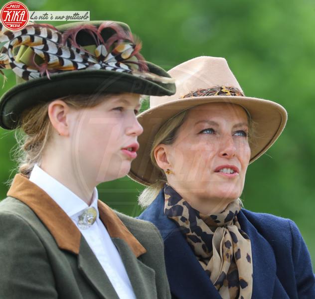 Sophie Countess of Wessex, Lady Louise Windsor - Windsor - 13-05-2018 - Principesse adolescenti sui troni d'Europa: le riconoscete?