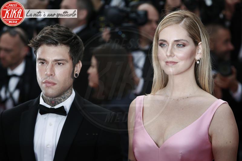 Fedez, Chiara Ferragni - Cannes - 13-05-2018 - Non solo royal wedding. Preparatevi a una pioggia di nozze vip