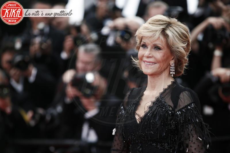 Jane Fonda - Cannes - 13-05-2018 - Quentin Tarantino è il sogno proibito di Jane Fonda