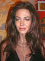 Angelina Jolie - New York - 14-10-2007 - Nuove statue al museo delle cere a Hollywood.