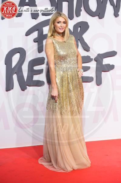 Paris Hilton - Cannes - 13-05-2018 - Fashion for Relief, in passerella anche... SuperMario Balotelli!