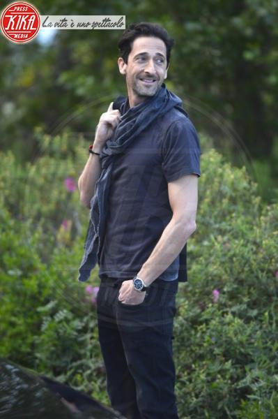 Adrien Brody - Cannes - 13-05-2018 - Fashion for Relief, in passerella anche... SuperMario Balotelli!