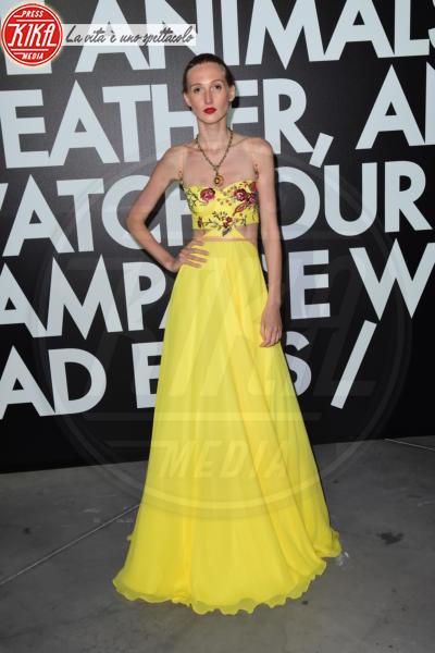 Tamara Orlova-Alvarez - Cannes - 13-05-2018 - Fashion for Relief, in passerella anche... SuperMario Balotelli!