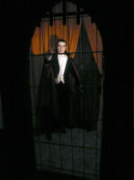 Dracula, Bela Lugosi - New York - 14-10-2007 - Nuove statue al museo delle cere a Hollywood.