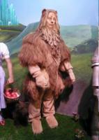 il leone codardo, Bert Lahr, Il mago di Oz - New York - 14-10-2007 - Nuove statue al museo delle cere a Hollywood.