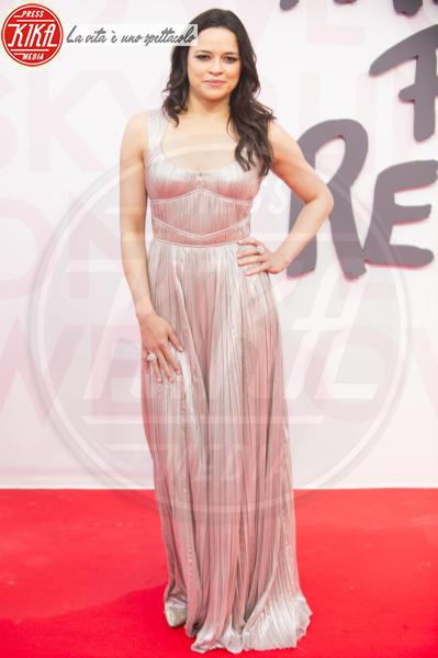 Michelle Rodriguez - Cannes - 13-05-2018 - Fashion for Relief, in passerella anche... SuperMario Balotelli!