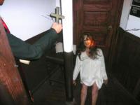L'esorcista, Linda Blair - New York - 14-10-2007 - Nuove statue al museo delle cere a Hollywood.
