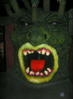Halloween - New York - 14-10-2007 - Nuove statue al museo delle cere a Hollywood.