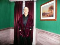 Hugh Hefner - New York - 14-10-2007 - Nuove statue al museo delle cere a Hollywood.
