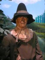 Ray Bolger, Il mago di Oz - New York - 14-10-2007 - Nuove statue al museo delle cere a Hollywood.