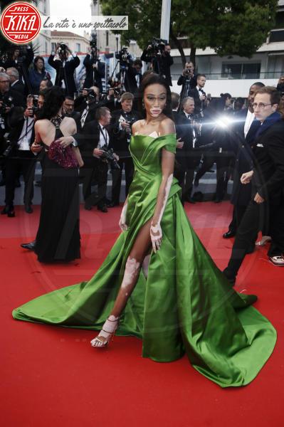 Winnie Harlow - Cannes - 14-05-2018 - Da Evangeline a Irina, sul red carpet lo spacco... spacca!