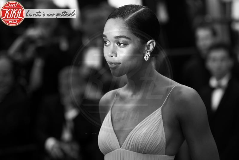 Laura Harrier - Cannes - 14-05-2018 - Cannes 2018, Spike Lee fa il pieno di bellezza sulla Croisette