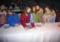 Gesù Cristo, apostoli - New York - 14-10-2007 - Nuove statue al museo delle cere a Hollywood.