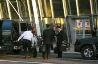 arrivo piloti al JFK - New York - 14-10-2007 - Nuove statue al museo delle cere a Hollywood.