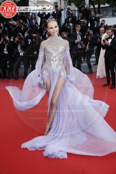 Natasha Poly - Cannes - 14-05-2018 - Cannes 2018, Spike Lee fa il pieno di bellezza sulla Croisette