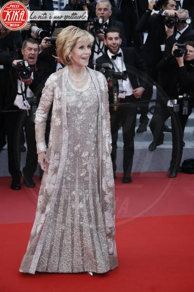 Jane Fonda - Cannes - 14-05-2018 - Quentin Tarantino è il sogno proibito di Jane Fonda