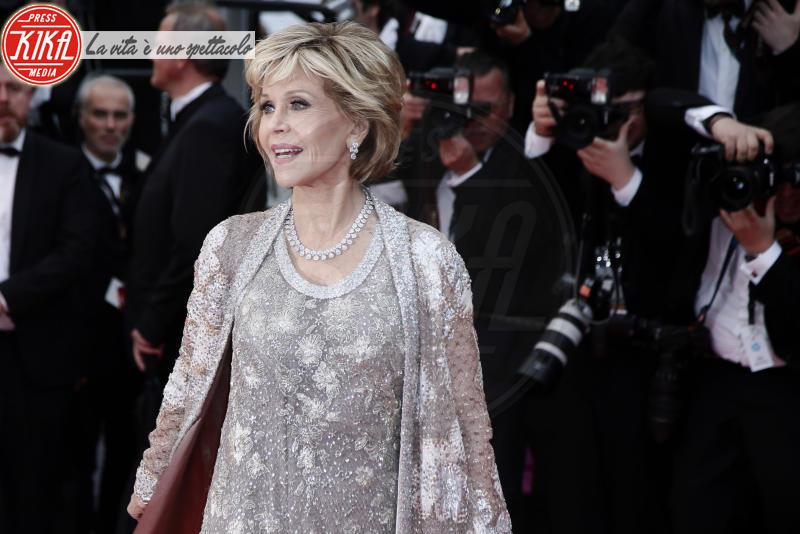 Jane Fonda - Cannes - 14-05-2018 - Cannes 2018, Spike Lee fa il pieno di bellezza sulla Croisette