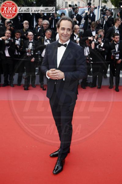 Alexandre Desplat - Cannes - 14-05-2018 - Cannes 2018, Spike Lee fa il pieno di bellezza sulla Croisette