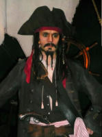 Johnny Depp - New York - 14-10-2007 - Nuove statue al museo delle cere a Hollywood.