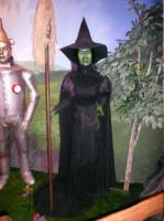 Margaret Hamilton, Il mago di Oz - New York - 14-10-2007 - Nuove statue al museo delle cere a Hollywood.