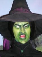 Margaret Hamilton, Wizard of Oz - New York - 14-10-2007 - Nuove statue al museo delle cere a Hollywood.