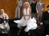 Marilyn Monroe - New York - 14-10-2007 - Nuove statue al museo delle cere a Hollywood.