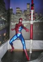 Spiderman - New York - 14-10-2007 - Nuove statue al museo delle cere a Hollywood.
