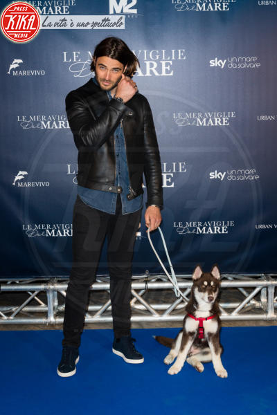 Giulio Berruti - Roma - 14-05-2018 - A volte ritornano: Alessia Fabiani incanta sul blue carpet