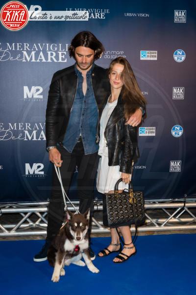 Fran Kirchmair, Giulio Berruti - Roma - 14-05-2018 - A volte ritornano: Alessia Fabiani incanta sul blue carpet