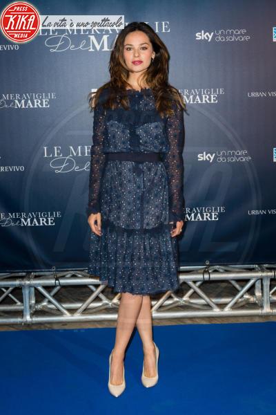 Katy Louise Saunders - Roma - 14-05-2018 - A volte ritornano: Alessia Fabiani incanta sul blue carpet