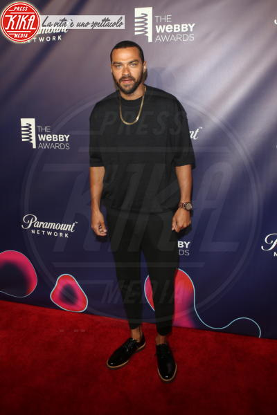 Jesse Williams - New York - 15-05-2018 - Webby Awards: FKA Twigs, sideboob da capogiro