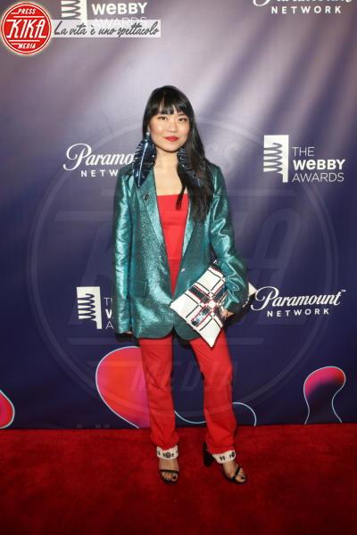 Nicole Effendy - New York - 15-05-2018 - Webby Awards: FKA Twigs, sideboob da capogiro