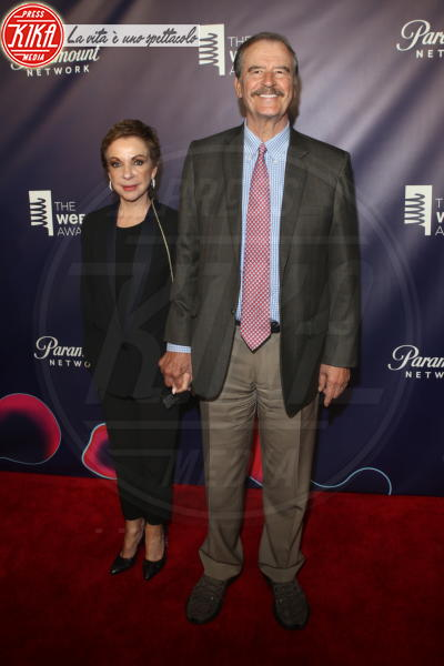 Vicente Fox - New York - 15-05-2018 - Webby Awards: FKA Twigs, sideboob da capogiro