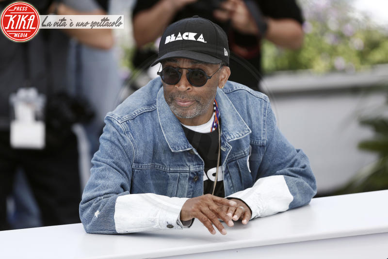 Spike Lee - Cannes - 15-05-2018 - Cannes 2018: terremoto Spike Lee sulla Croisette