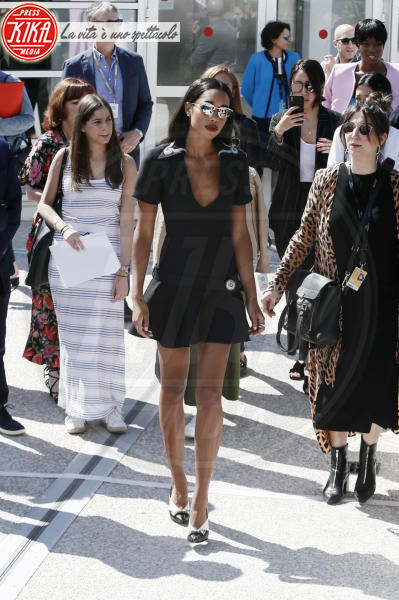 Laura Harrier - Cannes - 15-05-2018 - Cannes 2018: terremoto Spike Lee sulla Croisette