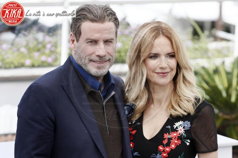 Kelly Preston, John Travolta - Cannes - 15-05-2018 - John Travolta ricorda il dramma della morte di suo figlio