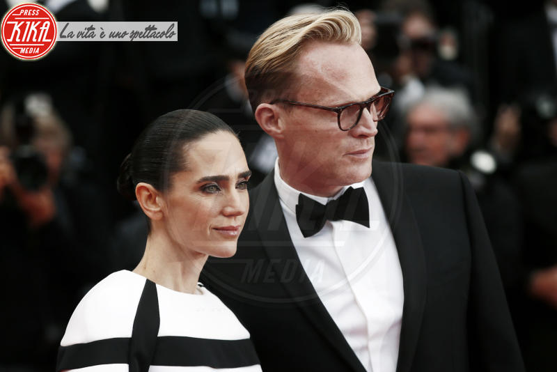 Jennifer Connelly, Paul Bettany - Cannes - 15-05-2018 - Cannes 2018, Star Wars smuove persino John Travolta e famiglia