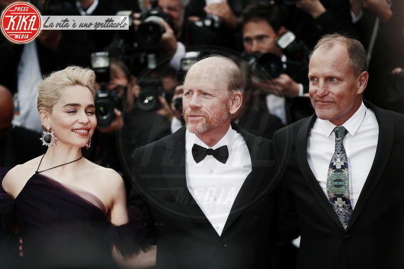 Emilia Clarke, Woody Harrelson, Ron Howard - Cannes - 15-05-2018 - Emilia Clarke si sfoga: